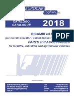 2018 Catalogo Carrelli Web