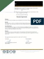 Registrant-registrar agreement