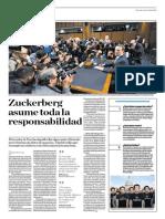 Zuckerberg Asume Toda La Responsabilidad