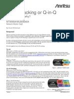 VLAN Stacking (QinQ)
