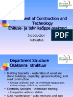 Estonia Construction Dept