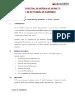 Memoria Descriptiva Cisterna Rev1