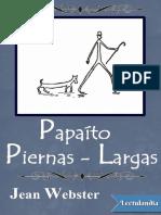 Papaito Piernas Largas - Jean Webster.pdf