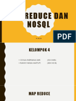 Map Reduce Dan Nosql