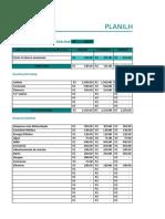 Planilha de Controle e Planejamento - 2014 (MODELO)