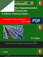 Futebol de Formação