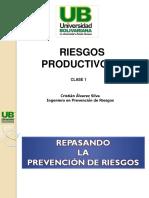 1 RIESGOS PRODUCTIVOS