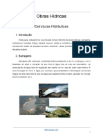 Estruturas Hidráulicas _ Engenharia Civil