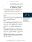 Administración de talco ambulatorio mediante catéter pleural permanente para derrame maligno