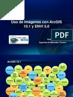CafeconSIG-Imagenes y ENVI 5.0