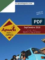 Apunta septiembre 2010
