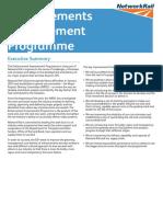 Enhancements Improvement Programme