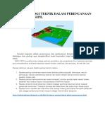 Peran Geologi Teknik Dalam Perencanaan Konstruksi Sipil