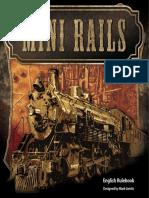 Mini Rails Rules ENG-0615