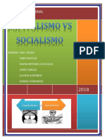 Derecho de La Empresa Capitalismo vs Socialismo