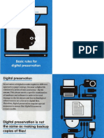 2011 Basic Rules for Digital Preservation