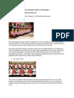 Provinsi Tari Adat Tradisional Indonesia Gambar.doc