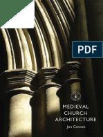 Jon Cannon Medieval Church Architecture