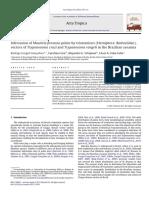 2012, Gurgel-gonçalves. Infestation of Mauritia flexuosa palms by triatomines vectors of T. cruzy in brazil.pdf