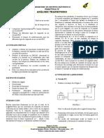 Práctica IV Análisis transitorio.doc