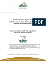 ISBER Best Practices 3rd Edition