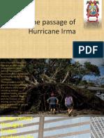 The Passage of Hurricane Irma