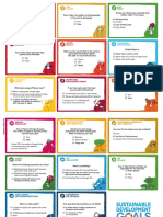 SDG Game Cards