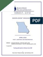 Mason-Dixon Missouri Poll