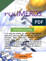 POLIMEROS-diapositivas