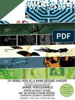Programme Journee Professionnelle Rdvbda2018