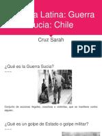 América Latina_ Guerra Sucia_ Chile