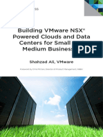 Building Nsx Powered Clouds Data Centers for Smb