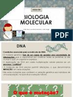 Aula 04 - Biologia Molecular