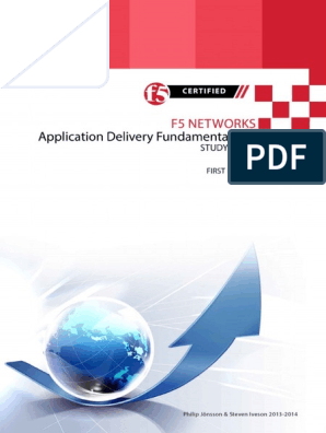 F5 Networks Application Deliver | Transmission Control