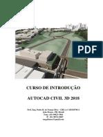 Curso Civil 3d 2018