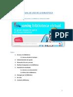 Manual General Con Manuales Biblioteca
