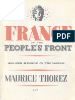France of the Peoples Front