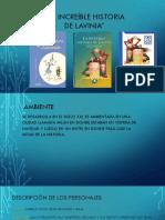 La Increíble Historia de Lavinia.pptx