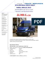 Oferta New Iveco Daily 35S14 E6 V 16mc_21900 Euro+TVA