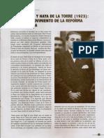 104. Redes Del Movimiento de La Reforma Universitaria
