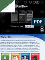 Smart Phone softwares, iphone softwares development , iphone software