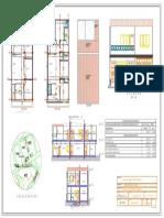 Planos Arquitectonicos Gustavo Alonso