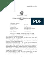 Debito Comune di Napoli (De Magistris) Sentenza 16 Ottobre 2017 n. 240 SRCCampania_240_2017_PRSP