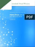 ADM 1301_PRINCÍPIOS DA GESTÃO DE NEGÓCIOS