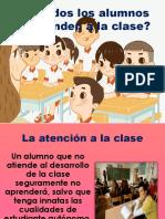 Todos Los Alumnos Atienden a La Clase
