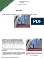 Origen de CMMI, El CMM – Peke Press