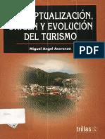 Turismo - Origen y Evolucion, Miguel Acerenza-.pdf