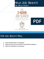2 Hour Job Search