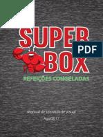 Manual de Identidade Visual - Super Box