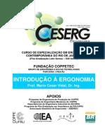 Introducao a Ergonomia Vidal CESERG
